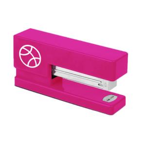 Stapler-side-logo-pink