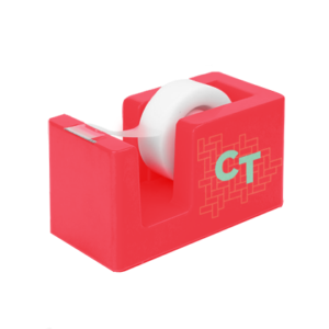 tapedisp-side-logo-coral