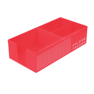 tray-side-neon-coral-logo